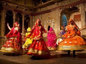 ghoomar-dance