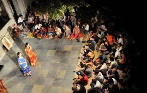 cultural show udaipur