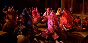 dharohar dance show bagore haveli